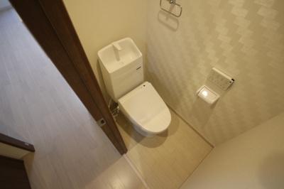 【トイレ】ウェルスクエア芦屋