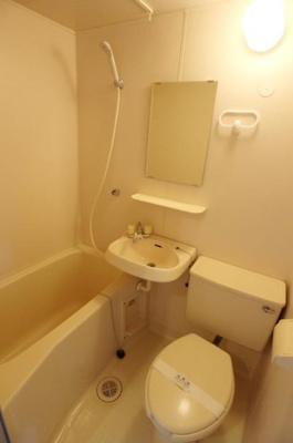 【浴室】コーポハピネス