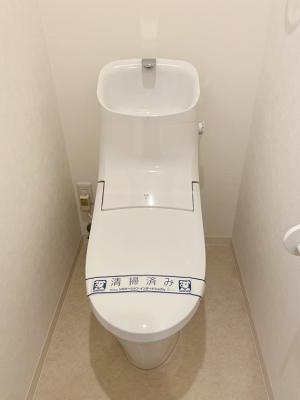 【トイレ】セブンスターマンション金町