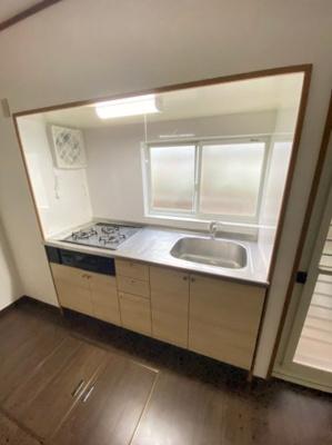 【キッチン】千鳥ヶ丘3丁目戸建