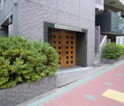 【エントランス】サンテミリオン東日本橋駅前