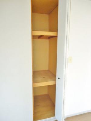 DKの収納スペース