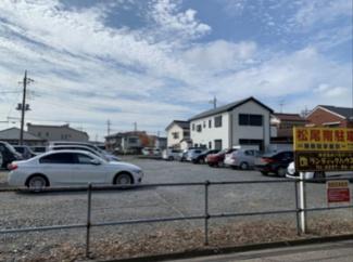 【外観】松尾南駐車場