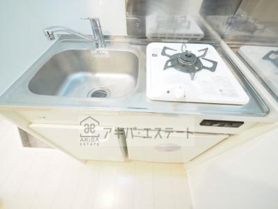【キッチン】コーポRiN
