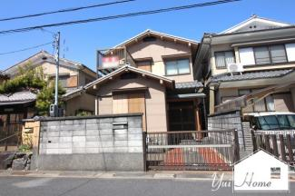 近鉄『小倉駅』より徒歩10分の立地にある中古戸建です。閑静な住宅地で住み心地の良い環境です!