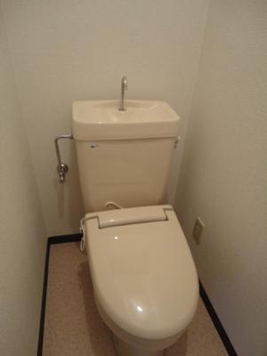 【トイレ】サンジュエール