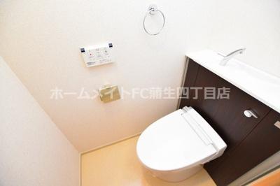 【トイレ】プリムローズアヴェニュー