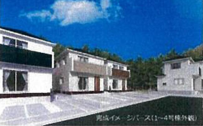 【外観】新築藤沢市善行5丁目 8期 8号棟
