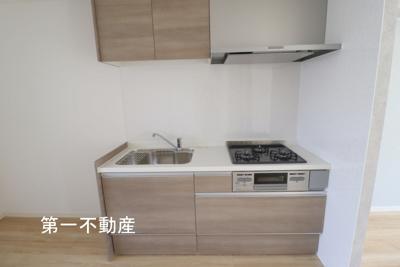 【キッチン】ガーデンハイツ緑ヶ丘B