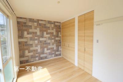 【寝室】ガーデンハイツ緑ヶ丘B
