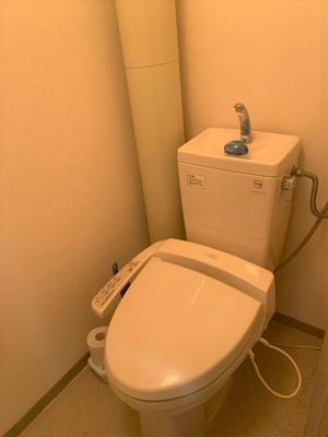 【トイレ】白川台住宅16号棟