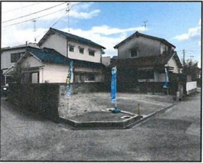 【外観】上之町 売土地