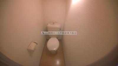 【トイレ】レオパレス吉田