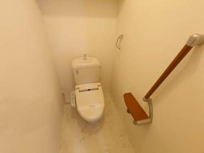 【トイレ】長府長屋門