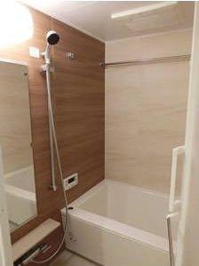 【浴室】ザ・パークハビオ蔵前