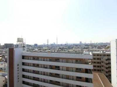 【展望】ランドステージ葛飾ウエストレジデンス