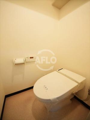 エルミタージュ難波南Ⅱ トイレ