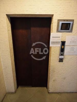 エルミタージュ難波南Ⅱ エレベーター