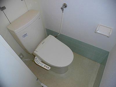 【トイレ】ユートピア中山手