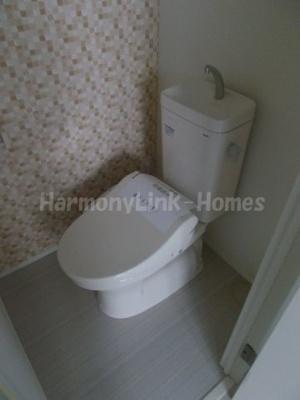 ハーモニーテラス八幡山のトイレ