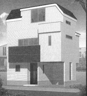【外観】ミラスモシリーズ 新築分譲戸建 さいたま市中央区鈴谷6丁目 8期