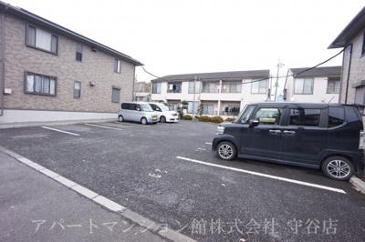 【駐車場】コーポファミーユH