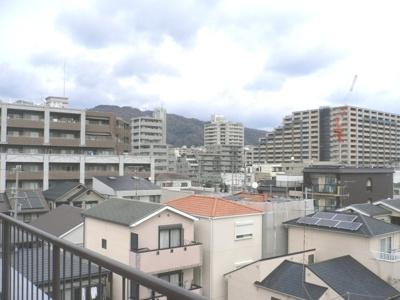 【展望】ライオンズマンション魚崎第5