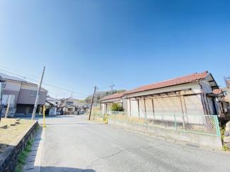 千葉市若葉区加曽利町 土地 千葉駅 前面道路見通しも良く幅広いので駐車も安心です!