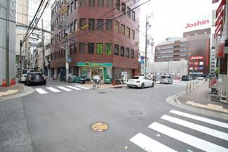 【周辺】昭和住宅・福本ビル