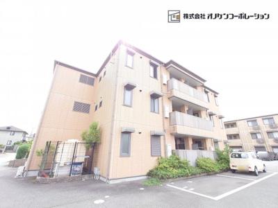 【外観】パークハイム弐番館 B棟