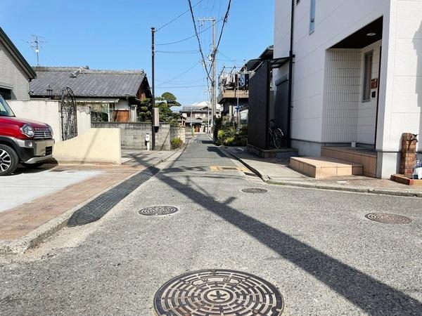 【その他】岸和田市別所町3丁目 売土地