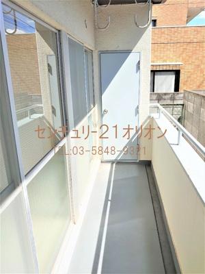 【バルコニー】第3パラス鐘増(カネマス)