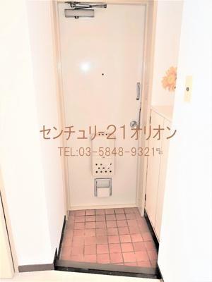 【玄関】第3パラス鐘増(カネマス)