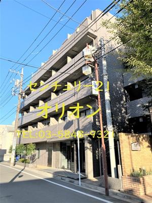 【外観】ルーブル中村橋弐番館