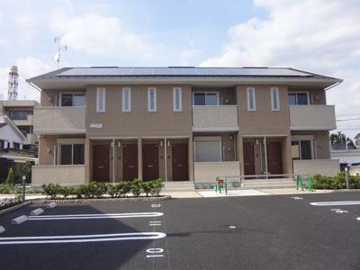 【外観】グリーンコーポシティ前川 B