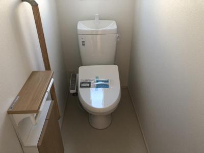 【トイレ】グリーンゲイブルズA棟