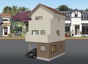 長曽根町 新築戸建の画像