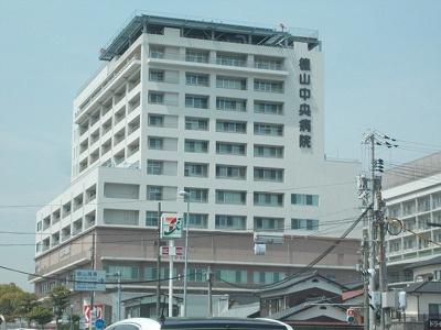 徳山中央病院まで3200m
