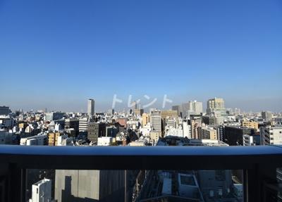 【展望】ブリリアザタワー東京八重洲アベニュー