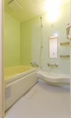 【浴室】リバティビル竹崎
