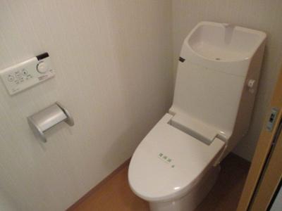 【トイレ】クレール南茨木