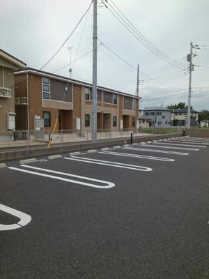 【駐車場】アバンサール