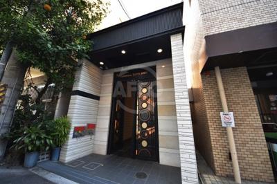 Imperial Suite 南堀江 エントランス