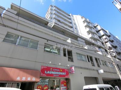 【居間・リビング】トーア新富マンション 3階 リ ノベーション済