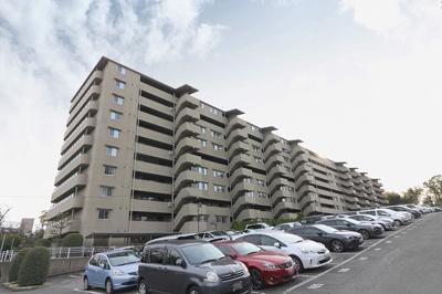 【現地写真】鉄骨・ 鉄筋コンクリート造の315戸♪大型分譲マンション♪