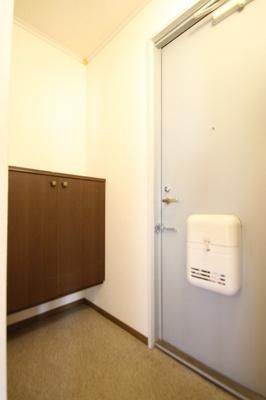 【玄関】セジュールみくまり A棟