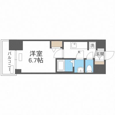 【セキュリティ】プレサンス谷町九丁目ディセオ