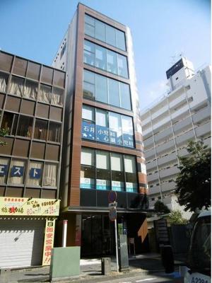 【外観】鶴見駅徒歩3分 貸店舗