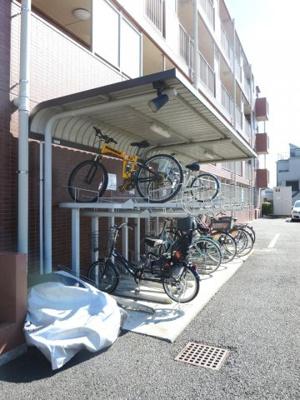 駐輪場あり