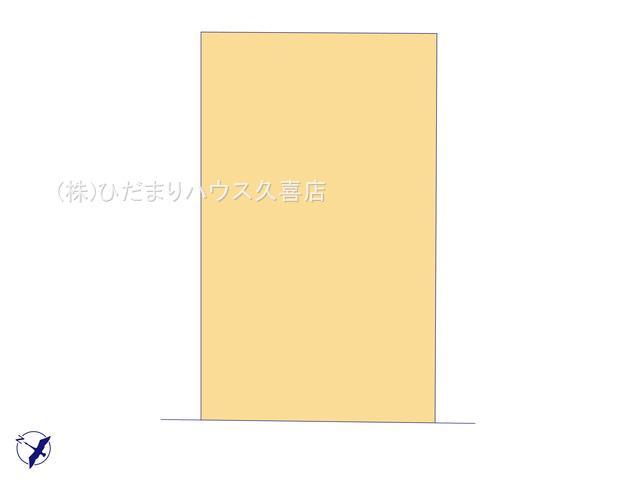 【区画図】杉戸町倉松 新築一戸建て A号棟